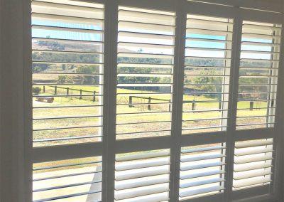 Image of loungeroom Shutter panels