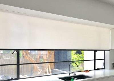 Image of Shade-Design installed roller blind